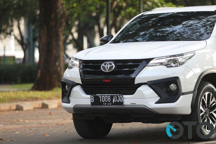 Road Test Toyota Fortuner TRD Sportivo 2018: Apa Kelebihan dan Kekurangannya? (Part-1)