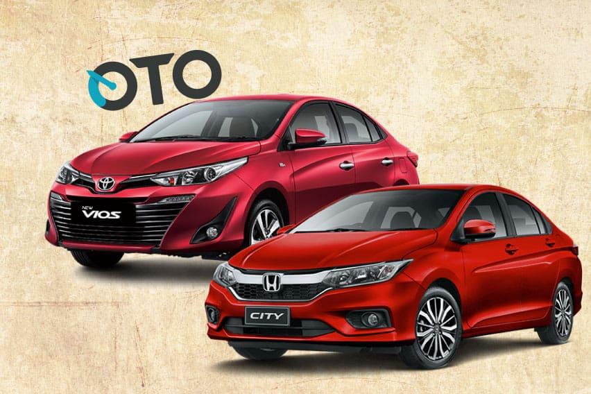 Toyota Vios VS Honda City, Mana Yang Lebih Baik?