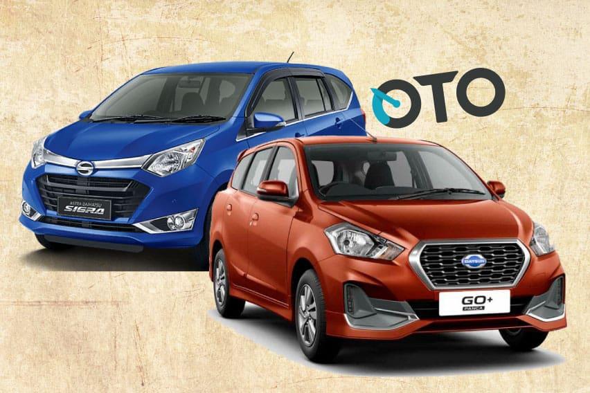 Komparasi Datsun GO+ 2018 vs Daihatsu Sigra, Unggul Mana?