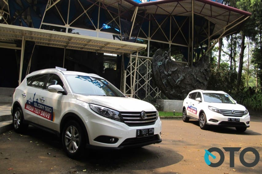 First Drive DFSK Glory 580: Pantas Disebut SUV 7-Seater Sejati? (Part-1)