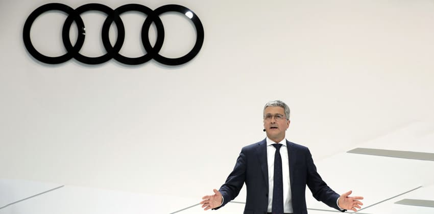 CEO Audi Dipecat dan Dipenjara Karena Kasus Emisi