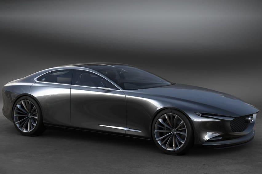 Mazda6 Generasi Terbaru Beralih ke Layout RWD dan Mesin Inline-6