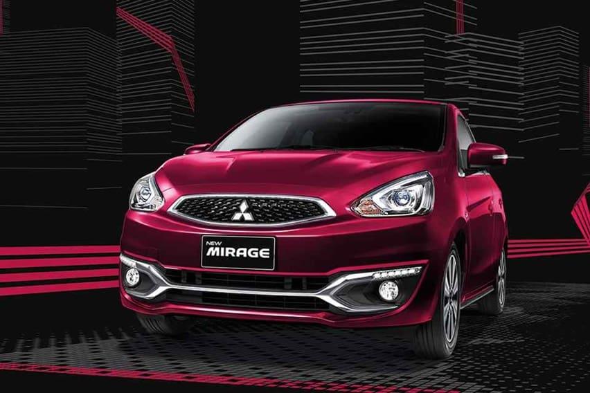 Fitur Safety Mitsubishi Mirage di Thailand Semakin Canggih