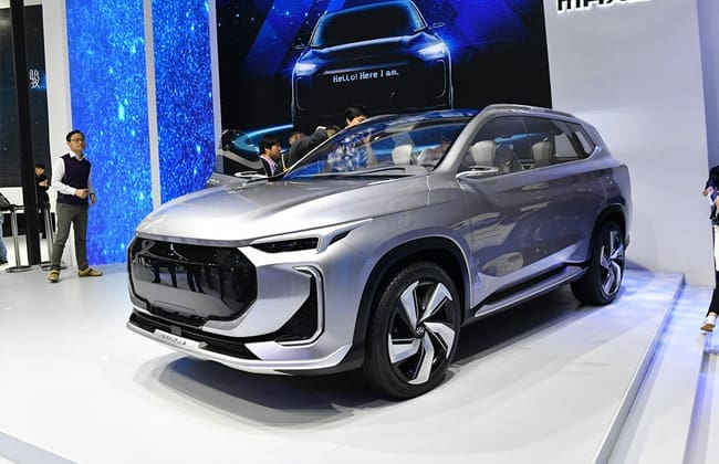 Maxus Tarantula Concept to be produced as a midsize SUV