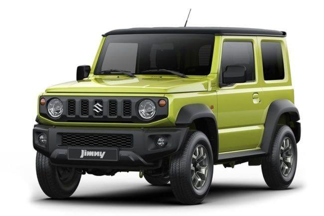 Suzuki Kewalahan Jual Jimny Baru