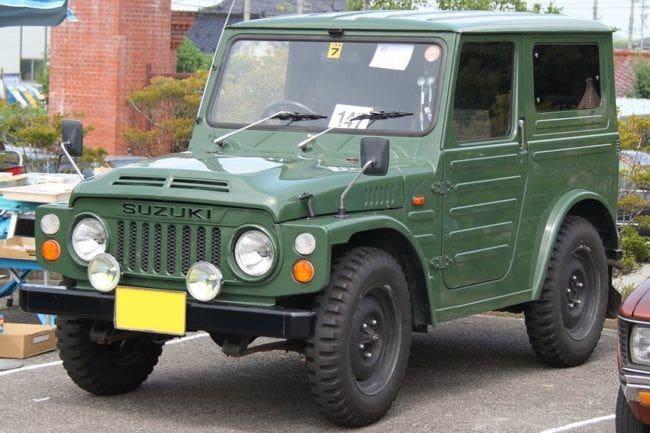 Evolusi Suzuki Jimny dari Generasi ke Generasi
