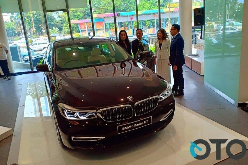 BMW Indonesia Hadirkan Seri-6 GT Seharga Rp 1,5 Miliar