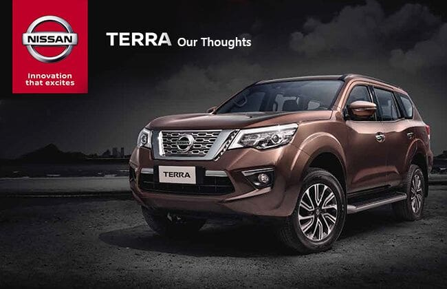 2018 Nissan Terra: Our thoughts on the new SUV