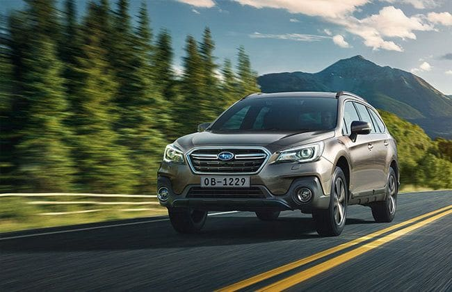 2018 Subaru Outback launched with EyeSight system in Malaysia