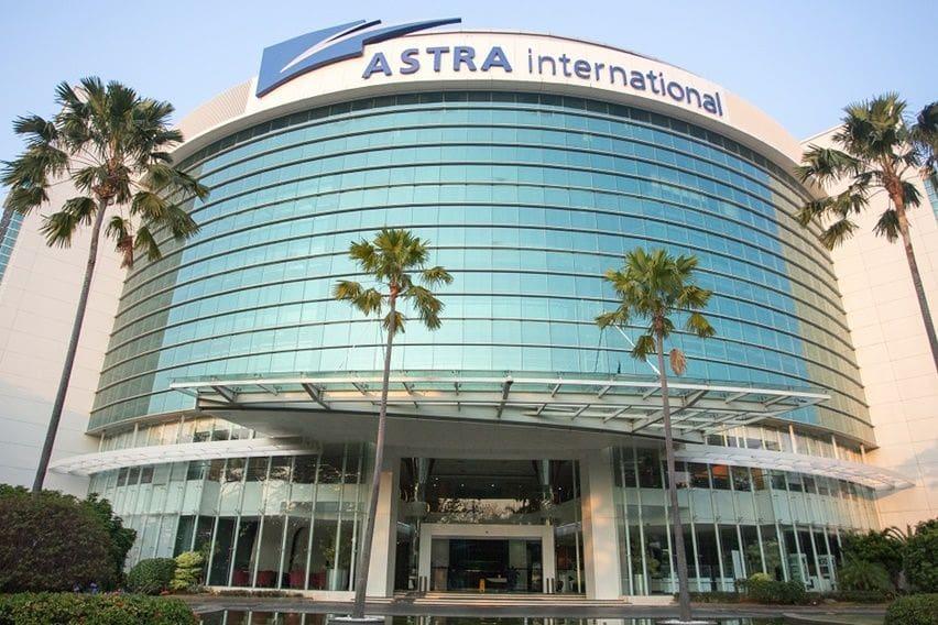 Keuntungan Grup Otomotif Astra Turun 4 Persen, Menjadi Rp 8,5 Triliun pada 2018