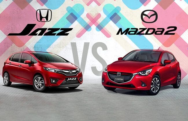 Honda Jazz or Mazda 2 Hatch: Which one is better?