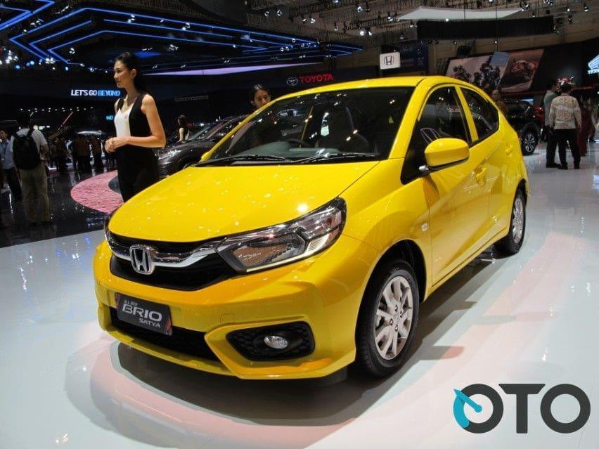 Survei Honda: Konsumen Tak Butuh LCGC 7-Seater