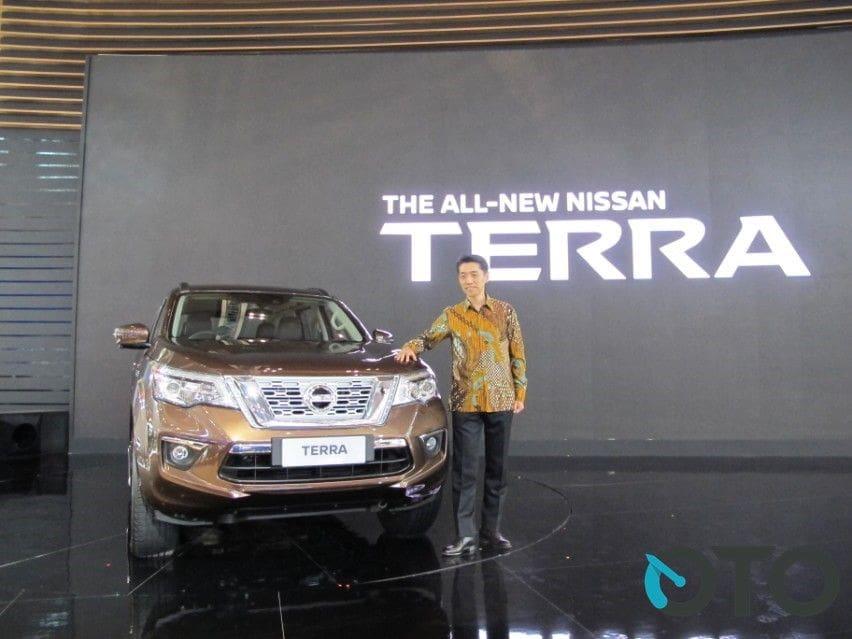 GIIAS 2018: Ini Kelebihan dan Kekurangan Nissan Terra 2018