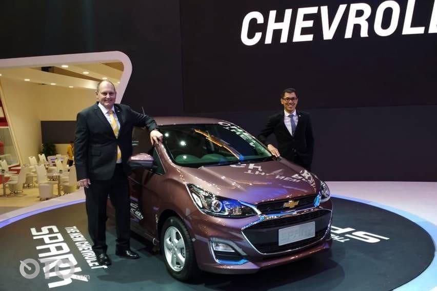 GIIAS 2018: Chevrolet Segarkan Wajah Trailblazer dan Spark