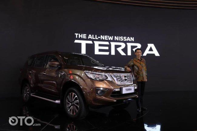 GIIAS 2018: Nissan Terra Resmi Meluncur, Sudah Bisa Dipesan!