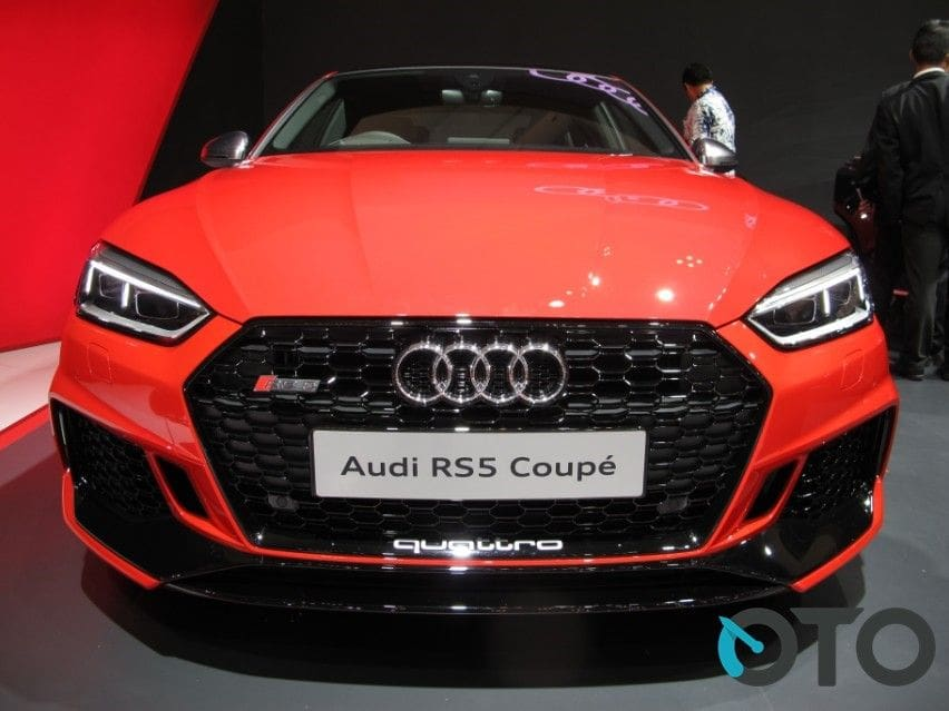 GIIAS 2018: Ini Detail Spesifikasi Audi RS 5 Coupe