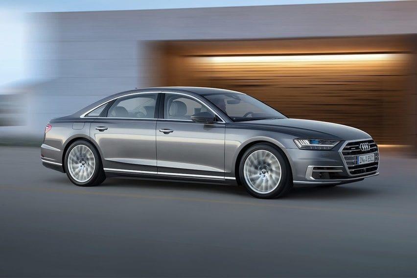 GIIAS 2018: Audi A8 L Siap Tantang BMW Seri 7 dan Mercy S-Class