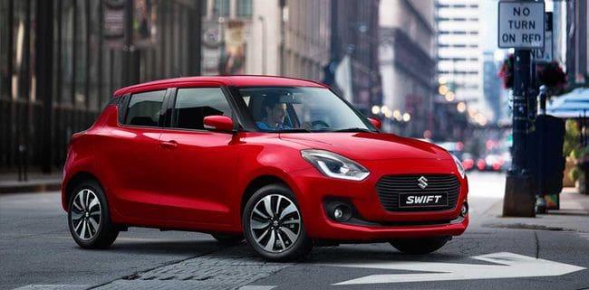 Suzuki Swift: Cars it will fight against in the UAE