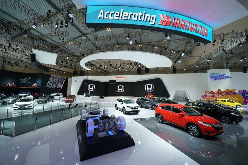 Honda @GIIAS 2018
