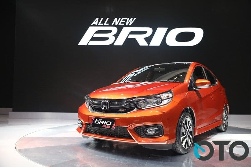 All new Brio RS