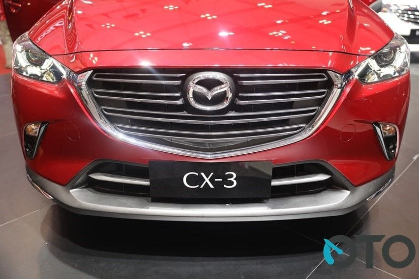 GIIAS 2018: Mazda CX-3 Facelift, Ini Daftar Ubahannya!