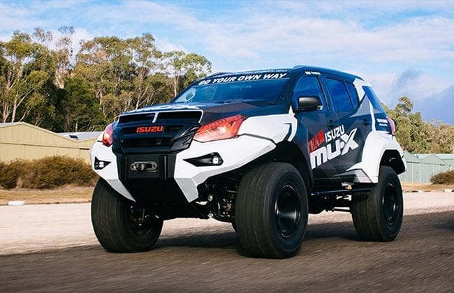 Isuzu D-Max เจนฯ ใหม่อาจเพิ่มรุ่นพรีเมียมสู้กับ Ford Ranger Wildtrak