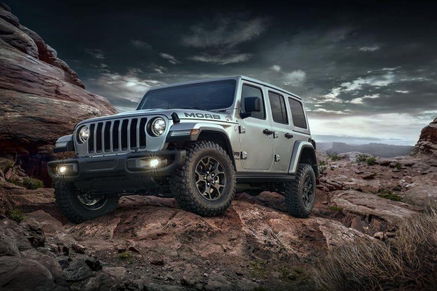 Baru Dirilis, Jeep Wrangler Moab Edition 2018 Bikin Jatuh Hati