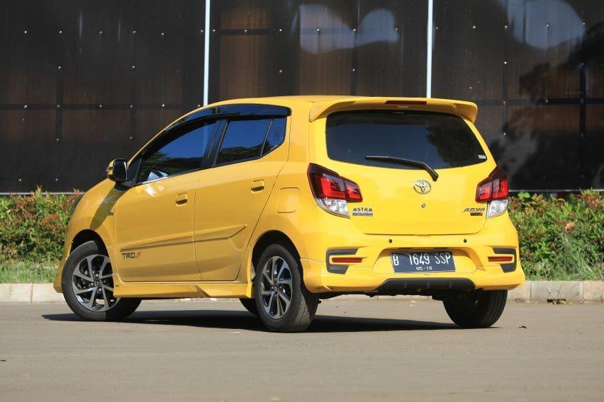 Pilihan Mobil Bekas Toyota, Seharga Agya Baru
