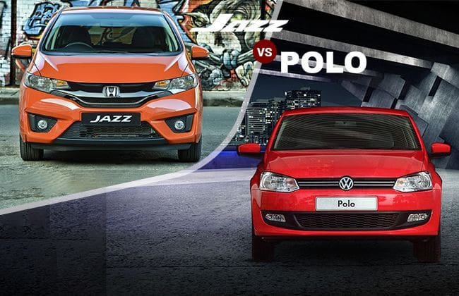 Honda Jazz vs Volkswagen Polo: What do they offer?
