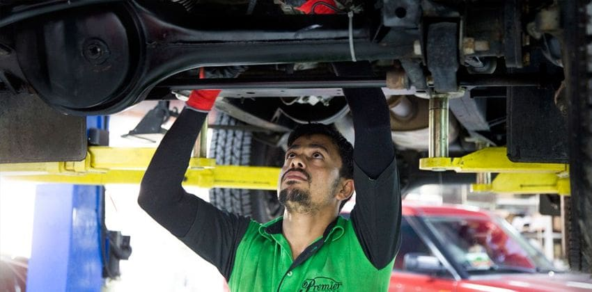 car electric check-up