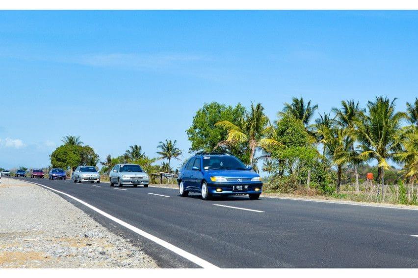 Bukti Eksistensi Komunitas Peugeot 306