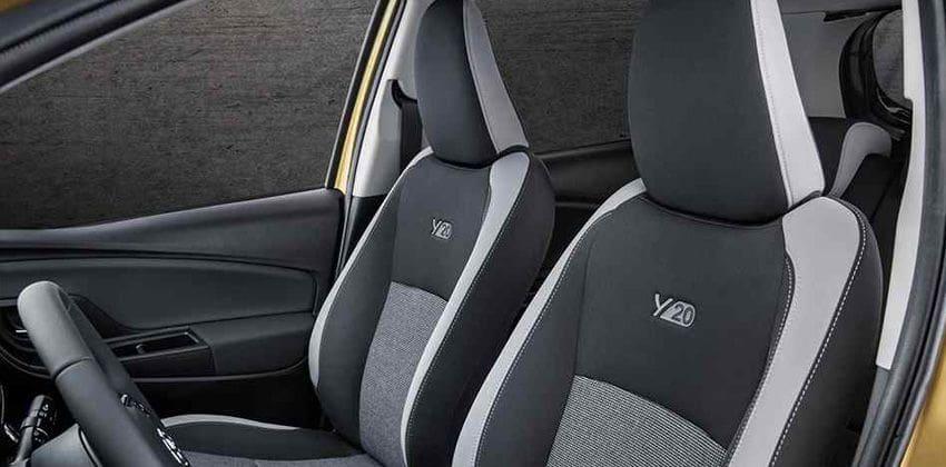 Toyota Yaris Y20 Cabin