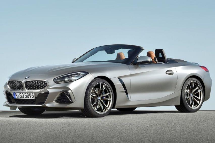 IIMS 2019: Z4 Jadi Bintang Utama di Booth BMW
