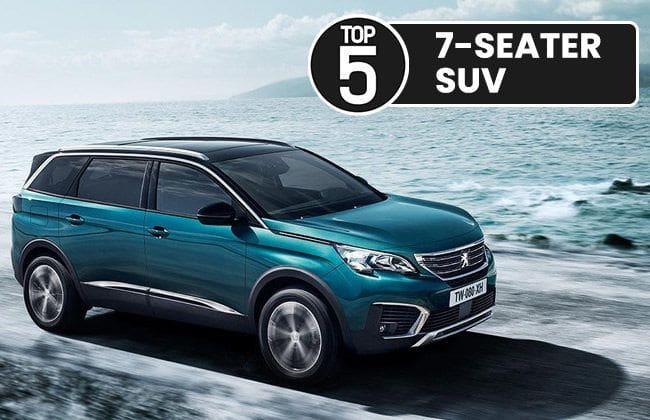 Top 7 Seater Suvs Under Rm 200 000