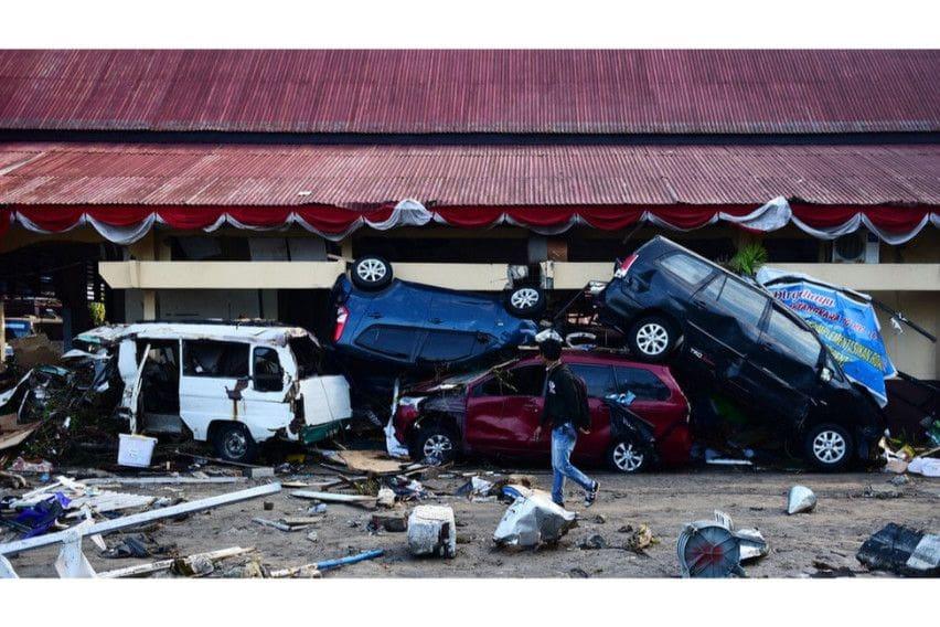Mobil Terkena Gempa Bumi dan Tsunami Bisa Klaim Asuransi, Ini Syaratnya!