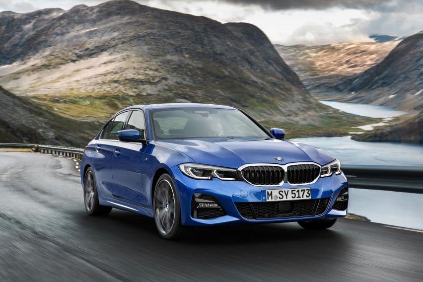 BMW 3 Series G20 Mendebut, Dipasarkan Tahun Depan