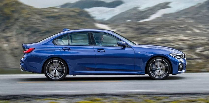 All-new BMW 3 SIDE