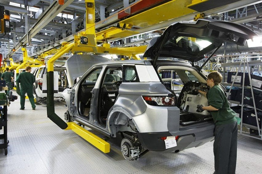 Jualan Merosot, Jaguar Land Rover Hentikan Sementara Pabrik Solihull