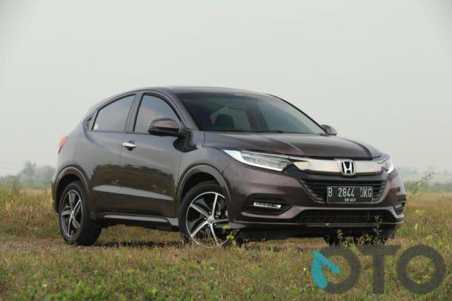 Mau Meminang Honda HR-V, Simak Perbandingan Harga Baru dan Bekasnya
