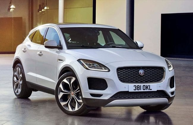 Jaguar E-Pace to be displayed at Premium Auto Car Expo