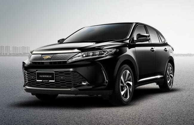 Toyota Harrier production increased to meet high demand in Malaysia
