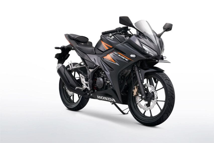 Honda CBR150R Terbaru Meluncur Tambah Fitur Rem ABS