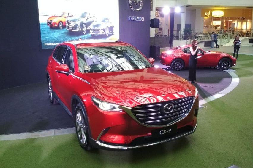 Belum Setahun Diluncurkan, Mazda CX-9 Sudah Dapat Penyegaran