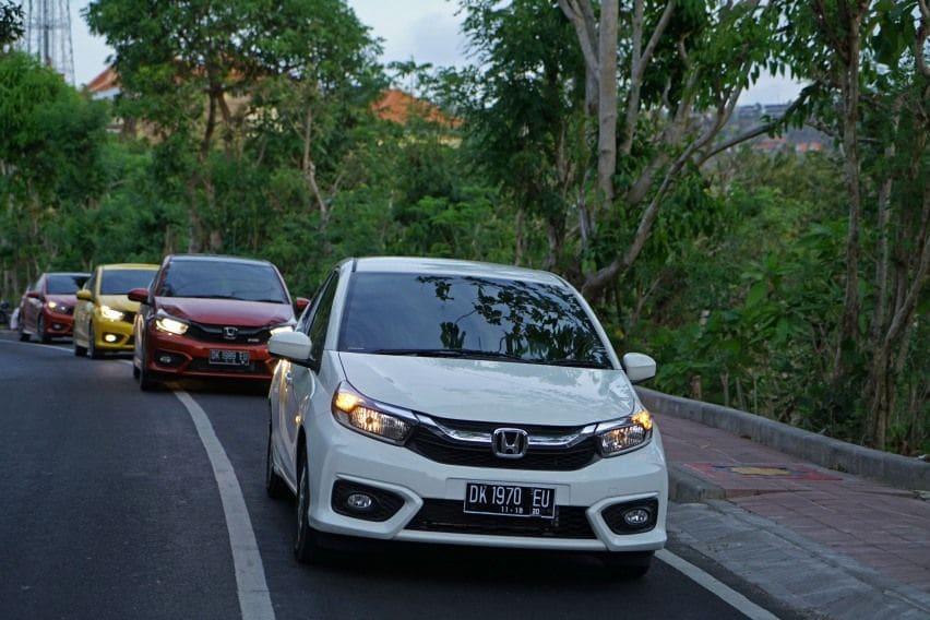 Menjelang Lebaran, Honda Brio Satya dan Mobilio Semakin Diminati