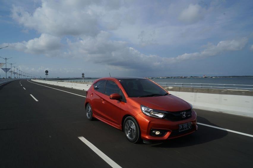 Lima Alasan Honda Brio Cocok untuk Kawula Muda