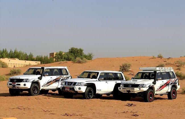 Nissan Patrol Safari receives three new variants