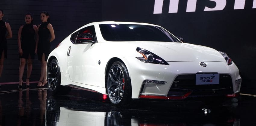 Nissan 370z Nismo Revealed At 2018 Pims