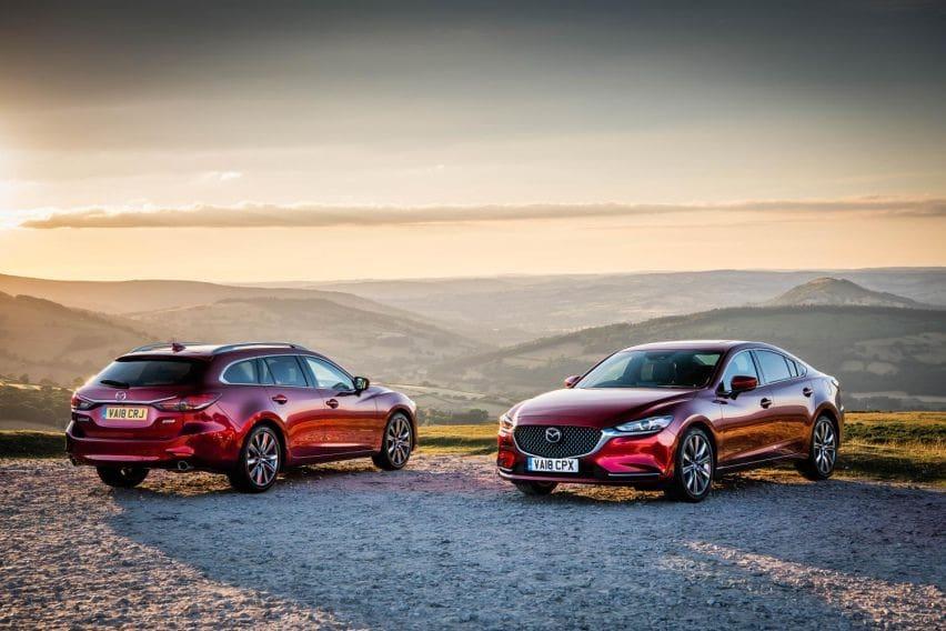 Mazda6 Terbaru Raih Skor Tertinggi Uji Tabrak Euro NCAP