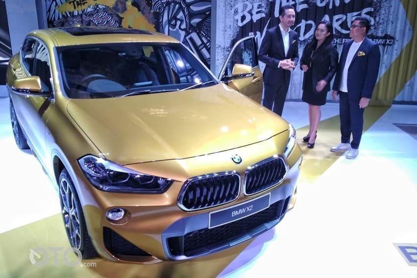 Launching BMW X2 Indonesia