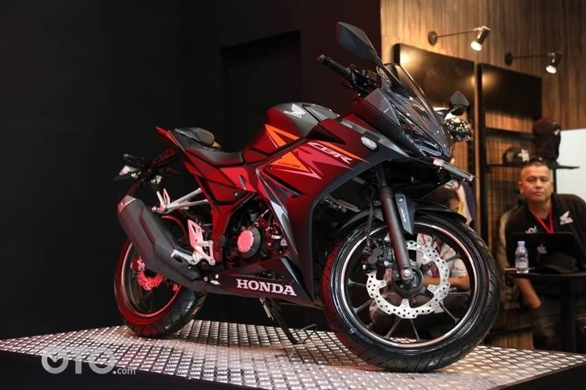 IMOS 2018: Cicil Motor Honda Pakai FIF Bunga Cuma 1 Persen!